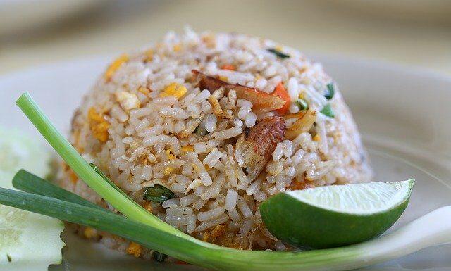 czy ryż ma gluten
